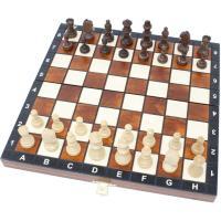 チェスセット 木製 マグネティック 27cm 並行輸入品