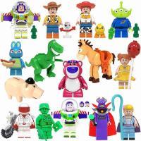 レゴブロック LEGO レゴミニフィグ トイストーリー15体セット 互換品 クリスマス プレゼント 国内発送