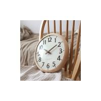 商品名:ハンドメイドモダンウッド 壁掛け時計 カラー:natual SIZE : 横30cm 縦30...
