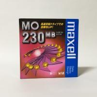 ■メーカー:日立マクセル ■種類:MOディスク ■フォーマット:無 ■原産国:日本