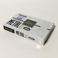 ■メーカー:日立マクセル ■種類:オーディオカセットテープ ■ポジション:メタルポジション