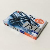 Axia ノーマルポジション オーディオカセットテープ 120分用 PS PS-1 PS1H 120 ※新古品