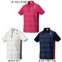 ヨネックスポロシャツ フィットスタイル  10208バドミントン テニス ウエアユニフォーム ゲーム...