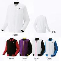 ヨネックス UNIニットウォームアップシャツ フィットスタイル 50060 バドミントン テニス ソ...