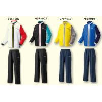 【在庫品】ヨネックス 裏地付ニットウォームアップシャツ・パンツ上下セット 52011J-62011J...
