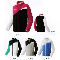 ヨネックス UNIニットウォームアップシャツ 52012 バドミントン テニス ソフトテニス ウエア...