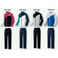 【在庫品】 ヨネックス ニットウォームアップシャツ・パンツ上下セット フィットスタイル 52012-...