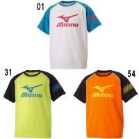 ミズノ Tシャツ 32JA7442 ジュニア 子供用 MIZUNO 2017年春夏モデル 展示会限定...