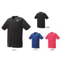 ヨネックス UNI シャツ 10150 バドミントン テニス シャツ 半袖 ユニセックス 男女兼用 ...