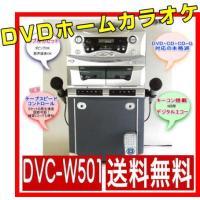 □DVC-W501 DVDホームカラオケセット  SOWA 創和 カラオケシステム 家庭用カラオケ ...