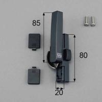 AAAZC11L 送料込み LIXIL リクシル トステム 窓(サッシ) 引違い錠 錠(クレセント) 左側用 ネジカバー有り 台座寸法(80-85) AAAZC11L