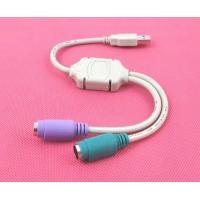 A-47 USB−PS/2変換ケーブル
