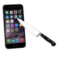A293 iPhone6 覗き見防止保護フイルム強化ガラスシール/シート0.3mm