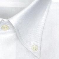 CHOYA 1886   メンズワイシャツ・綿100%・日本製・ドビーストライプ・ボタンダウンシャツ