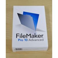 メーカー:ファイルメーカー  開封済みです。付属品は全てありますので安心です。 外箱に凹みがあり劣化...