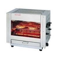 送料無料 ●商品名:業務用ガスオーブン ガス万能両面焼物器 ピザオーブン AP-605 13A ガス...
