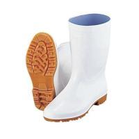 弘進 ゾナG3白長靴 耐油性  25cm  (6-1305-0306)