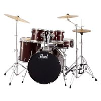 "Pearl ROADSHOW RS525SCW/C #91 RED WINE ドラムセットパール、""..."