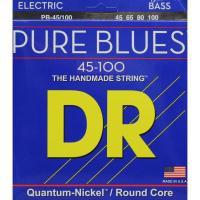 DR PURE BLUES PB-45/100 MEDIUM-LITE エレキベース弦ピュアブルース...
