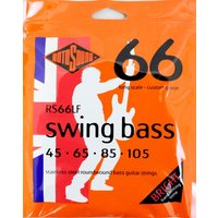 ROTOSOUND ROT-RS66LF エレキベース弦SWING BASS 66 (Stainle...