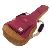 IBANEZ IAB541-WR アコースティックギター用ギグバッグ楽器用のバッグにこそ、個性と遊び...