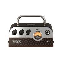 Nutube搭載!ギター・アンプの概念を覆すMV50。VOX伝統クランチ・サウンドが特徴の「AC」タ...