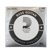 D'Addario XLB145 5弦ベース用バラ弦5弦ベースのLO-Bで使用する弦です。世界中のベ...