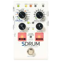 DIGITECH SDRUM ドラムマシンSDRUM Strummable Drumsは、ギタリスト...