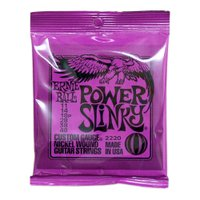 ERNIE BALL(アーニーボール) 2220/Power Slinky エレキギター弦世界中のト...