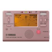 ヤマハ チューナー メトロノーム ピンク YAMAHA TDM-700P