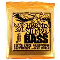 ERNIE BALL 2833/HYBRID SLINKY BASS ベース弦アーニーボールの定番ベ...