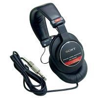SONY(ソニー)MDR-CD900ST モニターヘッドホン です。プロの音楽、 音響制作の現場で、...