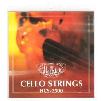 HALLSTATT HCS-2500 チェロ用弦セットチェロ用のセット弦です。1A 0182D 03...