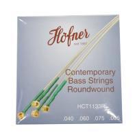 Hofner 1133CR バイオリンベース専用弦ヘフナーのバイオリンベースの特徴であるギター用の糸...