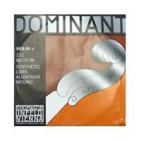 Thomastik Dominant No.131 A線 ドミナント バイオリン弦 バイオリン弦の代...
