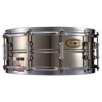 "Pearl STE14575SC スネアドラム  パールの代表的なメタル・スネアドラム、""Sensi..."