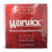 WARWICK 42210 RED stainless steel 4-string Set ML ...
