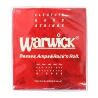 WARWICK 46300 RED nickel 5-string Set ML Low B 040...
