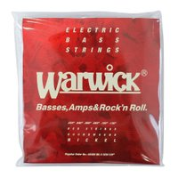 WARWICK 46400 RED nickel 6-string Set ML 020-130 6...