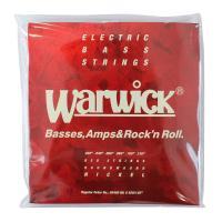 WARWICK 46400 RED nickel 6-string Set ML 020-130 6...