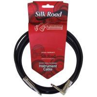 Silk Road LG104-3A BK ギターケーブル 3メートル LSプラグ高いコストパフォー...