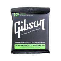 GIBSON SAG-MB12 アコースティックギター弦 フォスファーブロンズ弦ギブソンモンタナのフ...