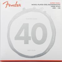 ニッケル弦の滑らかな感触を残しつつも、ロックやファンク等オールラウンド・プレイヤーにお勧めのラウンド...