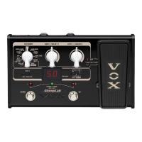 VOX STOMPLAB IIG ペダル付きマルチエフェクターStompLabシリーズは、コンパクト...