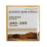 ARIA AGS-600AB アコースティックベース弦  ハイクオリティな弦をバリュープライスで実現...