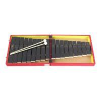 全音 No.184WA 赤 コンパクト木琴コンパクトに折りたたみができ、保管に便利。贈り物にも使えま...
