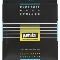 WARWICK 40301 BLACK stainless steel 5-string Set M...