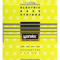 WARWICK 41200 Yellow Label 4-string Set M 045-105 ...