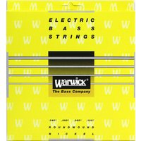 WARWICK 41210 Yellow Label 4-string Set ML 040-100...