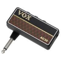 VOX AmPlug2 AC30 ギター用ヘッドホンアンプギターに直接プラグ・インできるカジュアルさ...